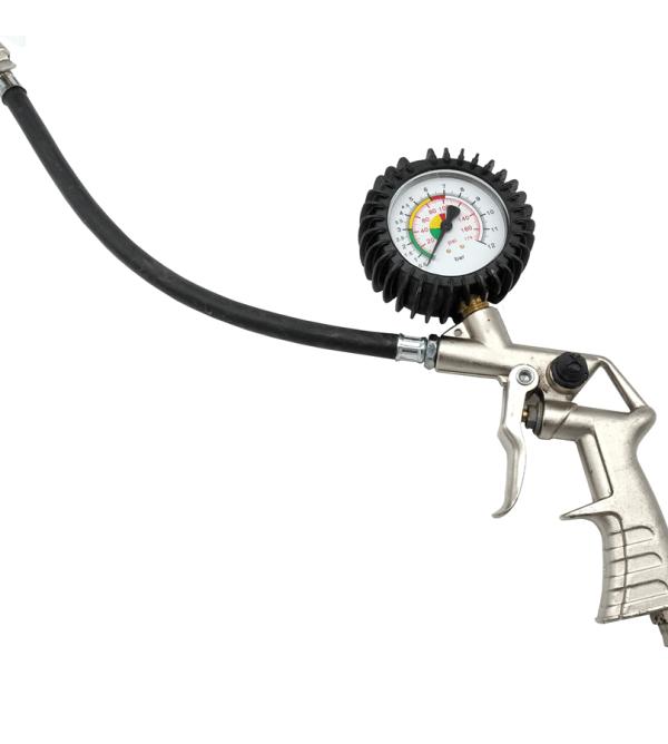 Pistola per gonfiaggio palloni